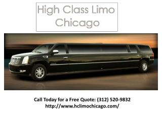 Airport Transportation Limo Chicago