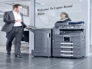 Copier Rental in Chicago