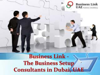 The Information About Business Setup in Dubai