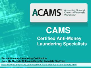 CAMS Question Papers and Answers