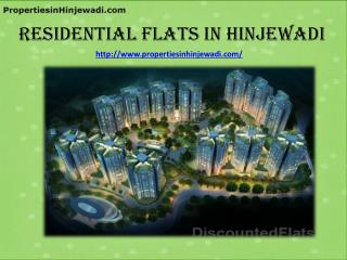 Book Flats in Hinjewadi at Affordable Price