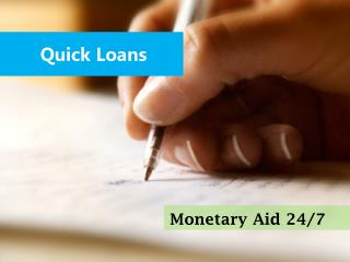 Avail Quick Loans Before Payday For Any Need Online