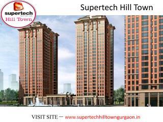 Supertech Hill Town Sohna call @ 9891856789