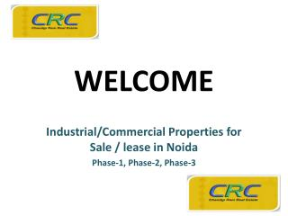 CRC real estate noida