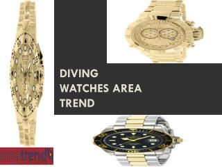 Diving Watches Area Trend