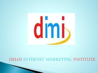 Delhi Internet Marketing Institute - Google Adwords