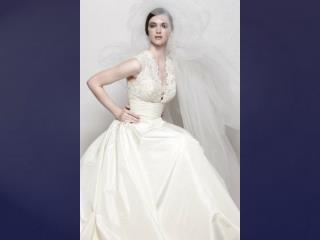 Sexy V Ausschnitt Brautkleider 2015 Online G�nstig Kaufen