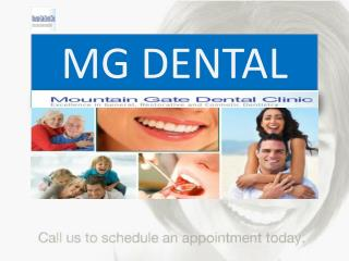 Cosmetic Dentist in Croydon or Burwood