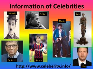 Latest Top Famous Celebrities