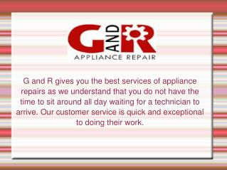 Best Los Angles Appliance Repair