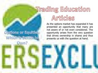 Online Trading Articles