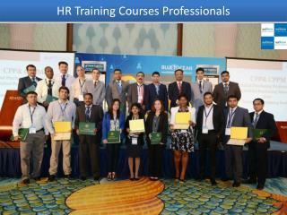 HR Training Courses Professionals