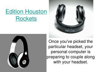 Edition Houston Rockets