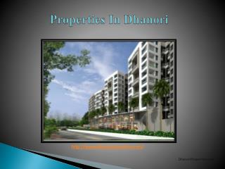 Find Flats and Properties In Dhanori Pune
