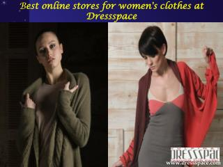 Best online stores for women's clothes at dressspace