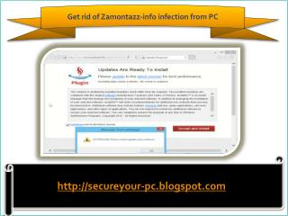Remove Zamontazz-info (Removal Guide), How To Remove Zamonta
