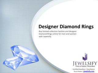 Diamond Rings Online Shopping
