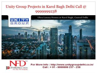 Unity Group Project Karol Bagh