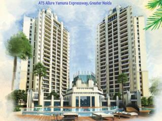 ATS Allure Yamuna Expressway, Greater Noida - 9266629901