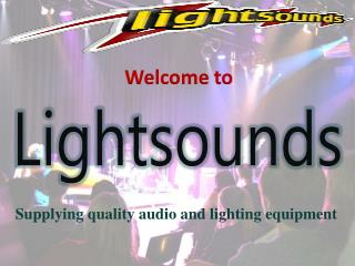 Lightsounds