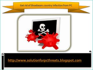 Remove Shoebeam.country (Removal Guide), How To Remove Shoeb