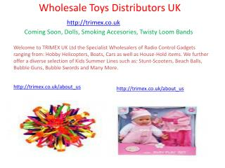 Childrens Dolls UK