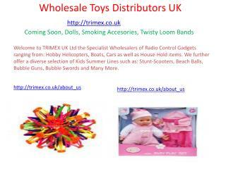 Childrens Dolls UK