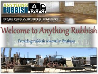 Green Waste Removal Brisbane
