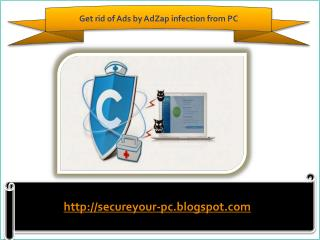 Remove Ads by AdZap (Removal Guide), How To Remove Ads by Ad