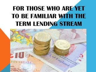 For those who are yet to be familiar with the term Lending S