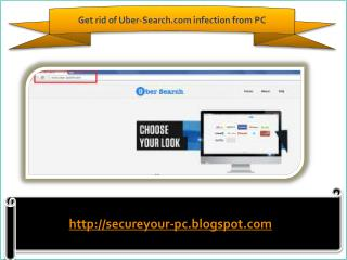 How To Remove Uber-Search.com