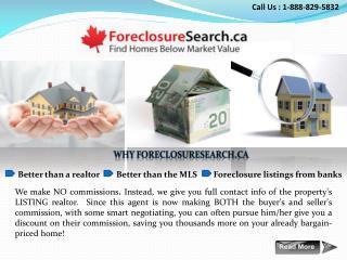 Foreclosures Canada | Calgary Foreclosures