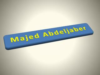 Majed Abdeljaber - Businessman