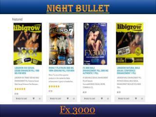 Night bullet