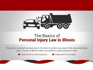 The Basics of Personal Injury Law in Illinois