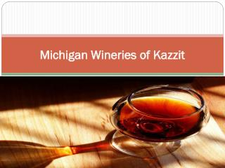 Michigan Wineries of Kazzit