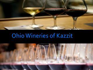 Ohio Wineries of Kazzit