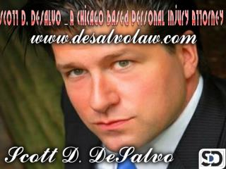 Scott D. DeSalvo – A Chicago Based Personal Injury Attorney