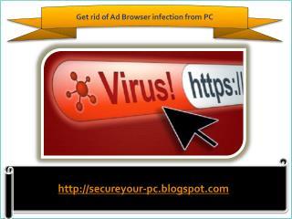 Remove Ad Browser (Removal Guide)
