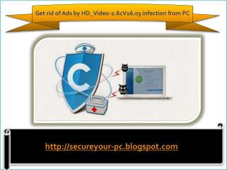 How To Remove Ads by HD_Video-2.6cV16.03
