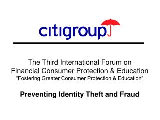 Our Identity Definition How Can Identity Theft Happen Misuse of Stolen Identities Warning Signs Preventing Identity Thef
