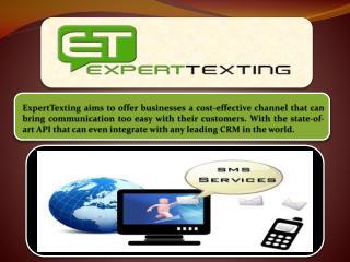 The advantages of bulk SMS marketing