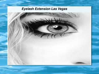 Eyelash Extension Las Vegas