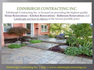 General Contractors in Ottawa