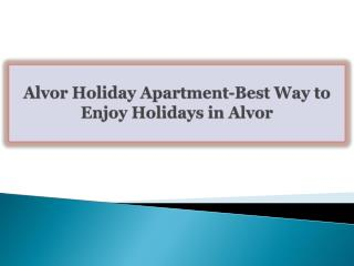 Alvor Holiday Apartment-Best Way to Enjoy Holidays in Alvor