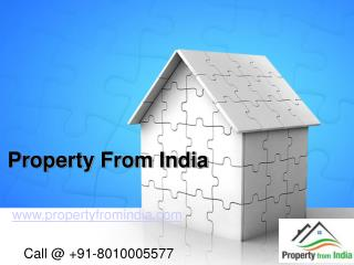 Property From India - Best Real Estate Listing Portal