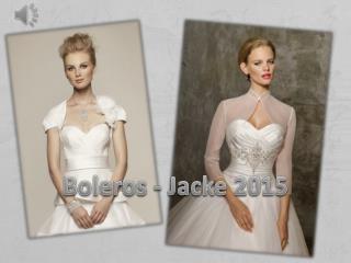 Elegante Bolereo - Jacke Online Billig Sale