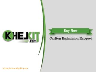 Buy carlton Badminton Rackets Online India - khelkit.com