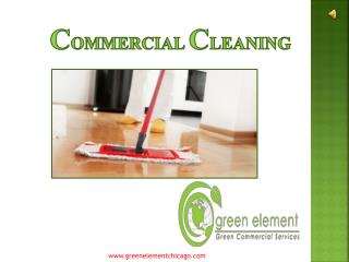 Get Cheap And Best Commercial Cleaning Services In Chicago