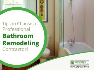Bathroom Remodeling Contractors in San Diego - How to Choose